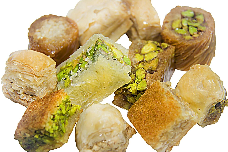 Image result for Baklava images