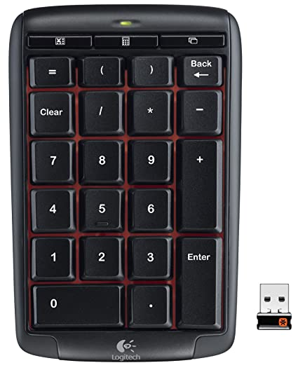 9d0947de549 Amazon.com: NEW Wireless Number Pad N305 (Input Devices-Wireless):  Computers & Accessories