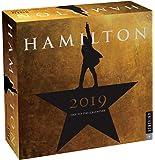 Hamilton 2019 Day-to-Day Calendar