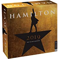 Hamilton 2019 Day-to-Day Calendar: An American Musical