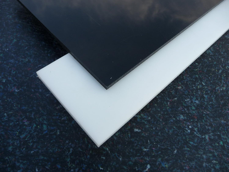 Plaque acrylique XT noire 500 x 500 x 3 mm PMMA noire alt-intech®