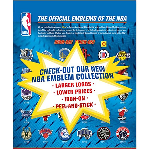 Amazon.com   Official Golden State Warriors Logo Large NBA Basketball Patch  Emblem   Sports   Outdoors 238e1668c
