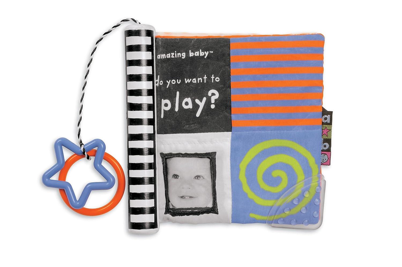 Amazing Baby Soft Book Kids Preferred 49600 KPF49600