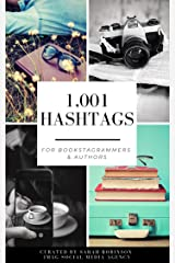 1,001 Hashtags for Bookstagrammers & Authors Kindle Edition