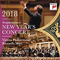 Concerto Di Capodanno 2018 (Standard Cd Jewelcase) [2 CD]