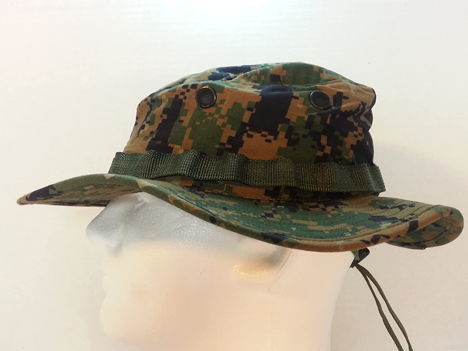 6bfabf9528d US Marine Corps Digital Boonie Hat Field Cover  Amazon.co.uk  Sports    Outdoors