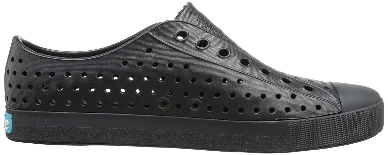 native Unisex D(M) Jefferson Fashion Sneaker B00L5KPXWY 3 D(M) Unisex US|Jiffy Black Solid 8550d4