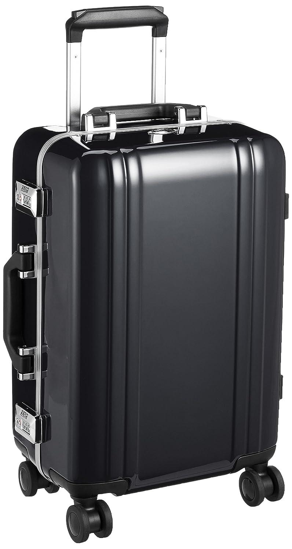 [ゼロハリバートン] スーツケース クラシック ポリカーボネート 2.0 機内持込可 保証付 26L 48cm 3.6kg 80561 B074BX5G6Y ブラック ブラック