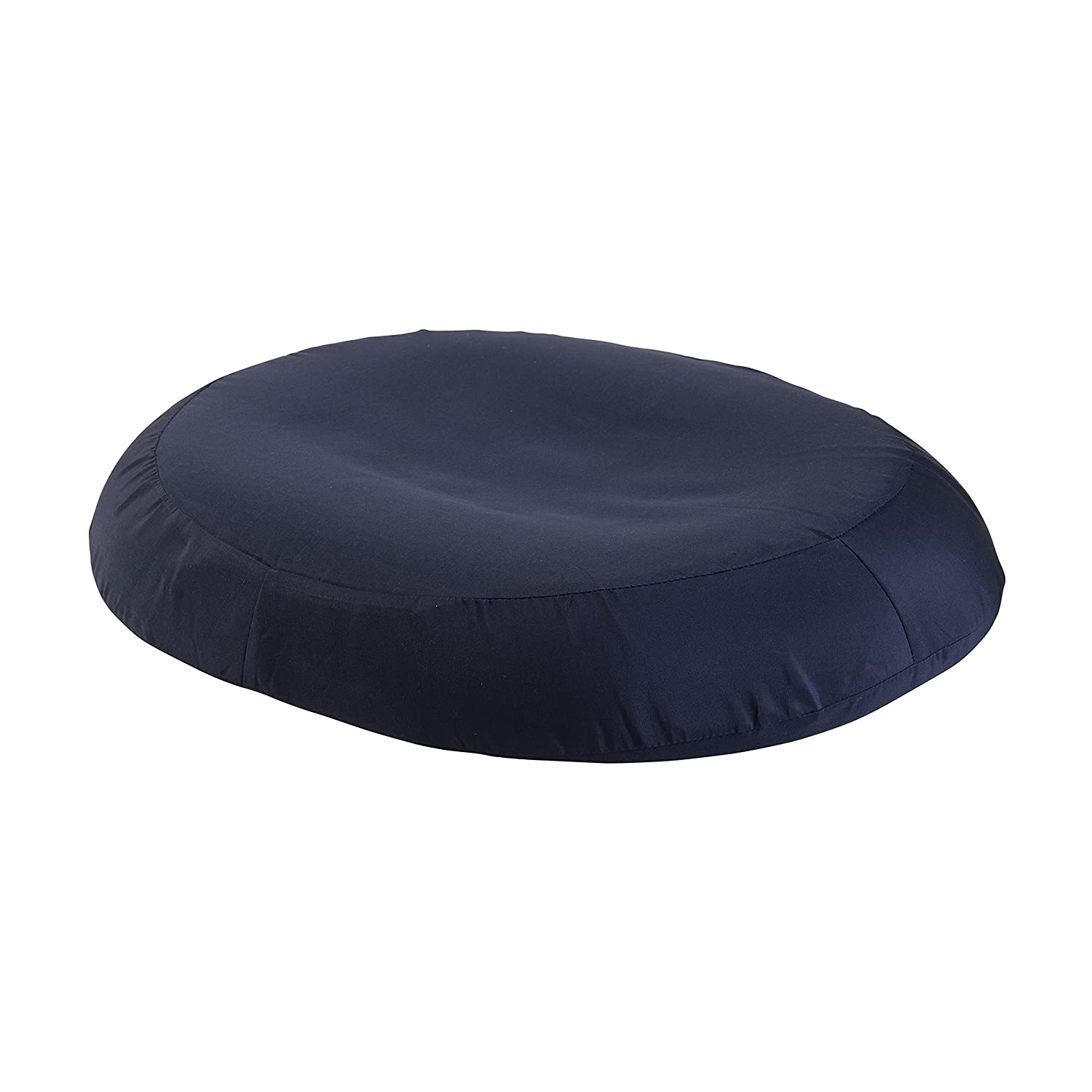 DMI 18-inch Molded Foam Ring Donut Seat Cushion Pillow, Navy 513-8018-2400