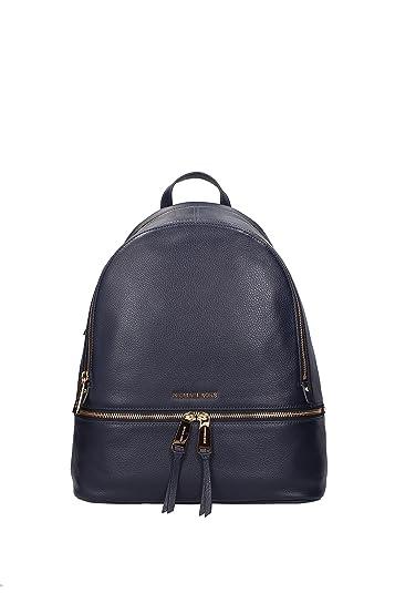 Michael Kors Black Rhea zip backpack 2nYZu7