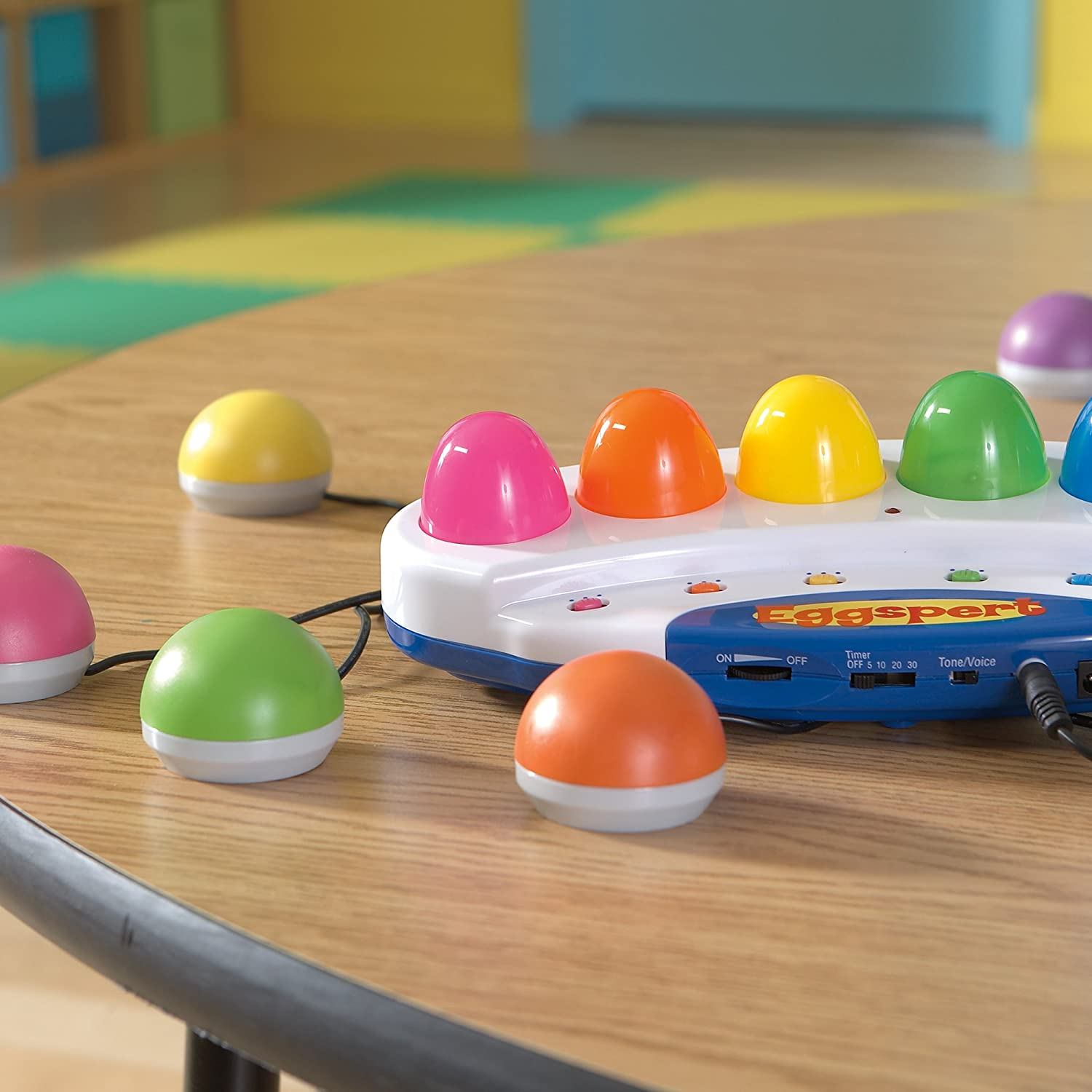 Educational Insights Eggspert Toys Games Game Show Buzzer Find Great Deals On Ebay For Quiz