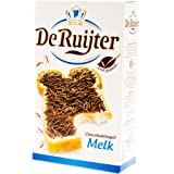 De Ruijter Milk Chocolate Sprinkles / Chocoladehagel Melk, 400g