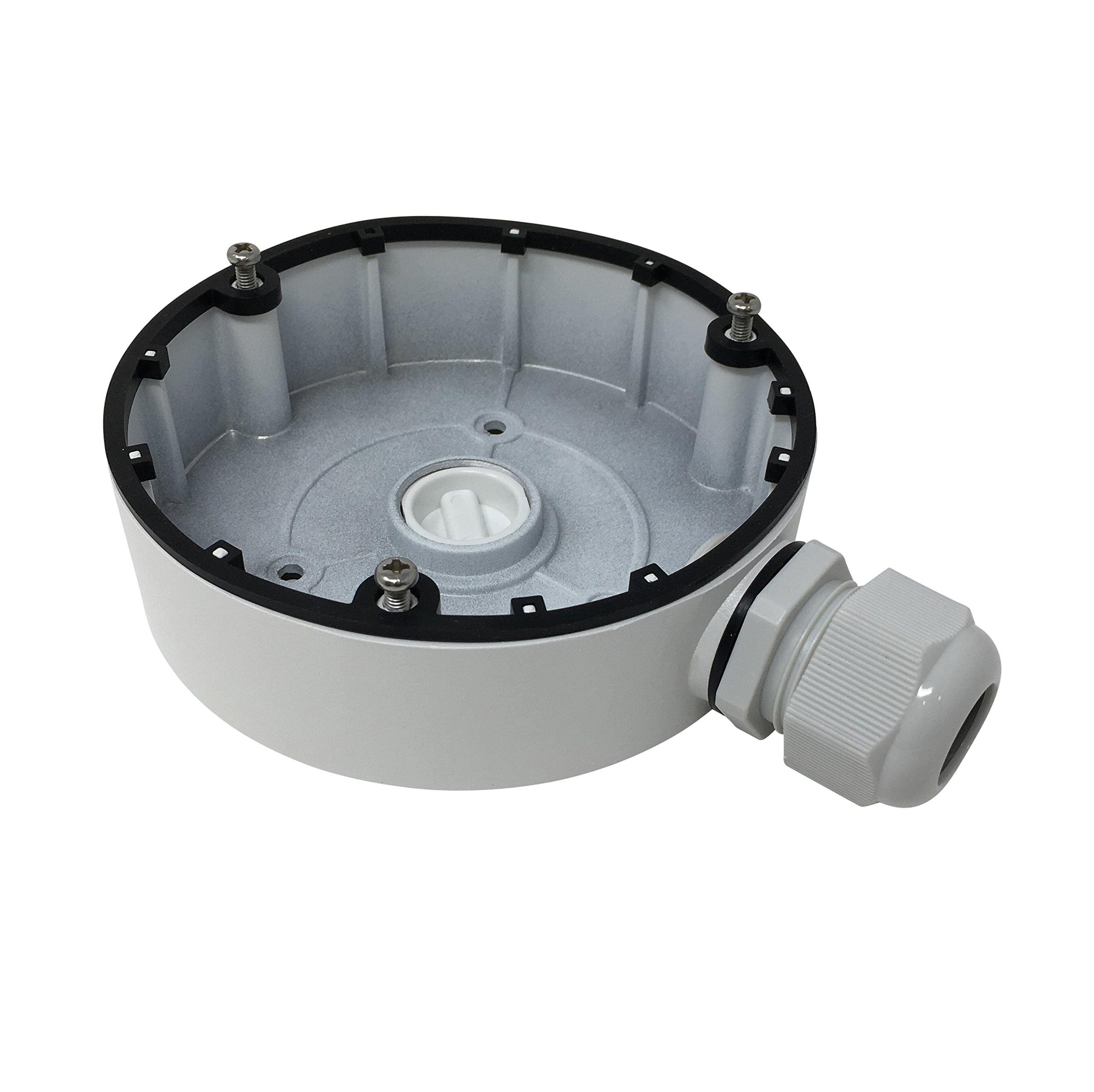DS-1280ZJ-DM8 Junction Box Mount For Hikvision Turret Camera