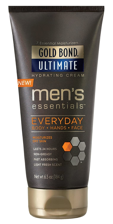 Gold Bond Men's Everyday Essentials Cream, 6.5 Ounce Gol-0183