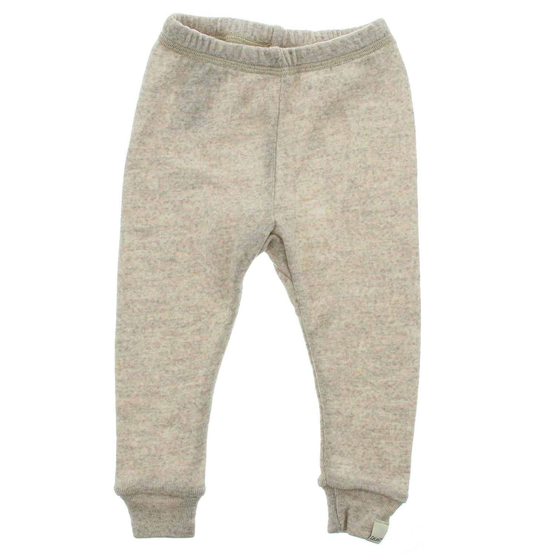 5ea014cd04ae Amazon.com  100% Merino Wool Baby Toddler Pants - Natural Sand ...