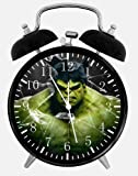 "Avenger Hulk Alarm Desk Clock 3.75"" Room Decor E78 will Be a Nice Gift"
