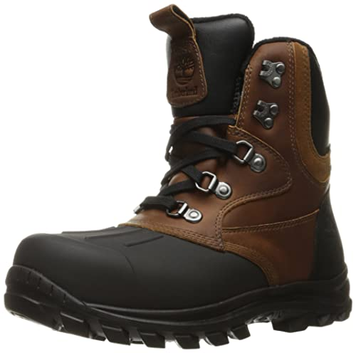 Timberland Chillberg Mid Shell Toe, Botines para Hombre, marrón, 40 EU: Amazon.es: Zapatos y complementos