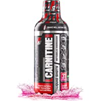 ProSupps L-Carnitine 1500 Liquid Fat Burner, Stimulant Free Metabolic Enhancer, 31 Servings (Cherry Popsicle Flavor)