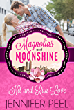 Hit and Run Love (A Magnolias and Moonshine Novella Book 20)