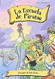 El rapto de Lady Lidia. (La escuela de piratas)