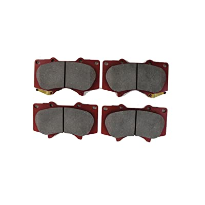 Genuine Toyota Parts - TRD Tacom Brake Pads (PTR09-89111): Automotive