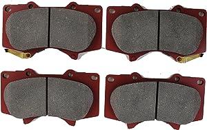 Genuine Toyota Parts - TRD Tacom Brake Pads (PTR09-89111)