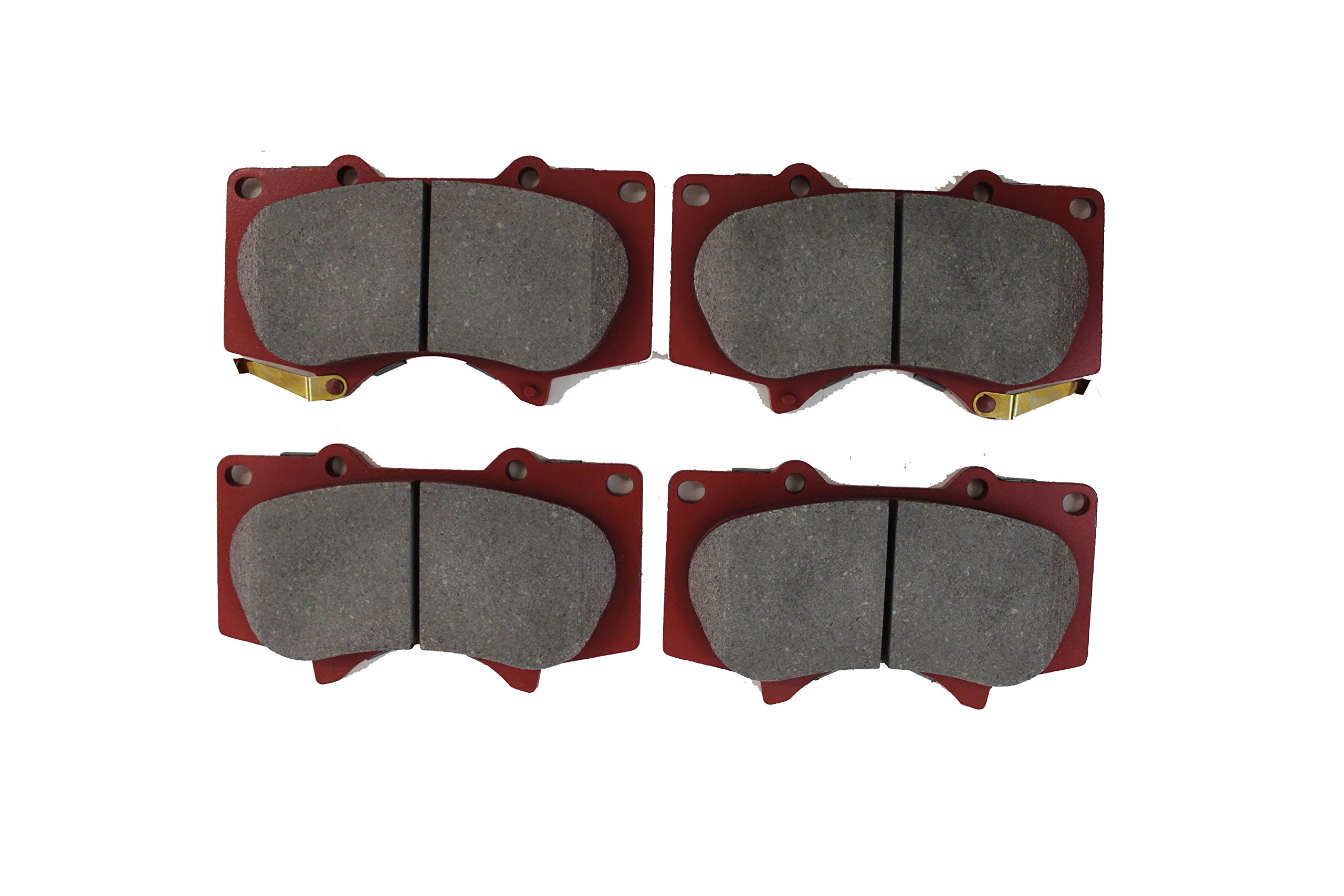 Genuine Toyota Parts PTR09-89111 TRD Brake Pad by Toyota
