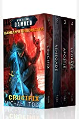 Damian's Chronicles Complete Series Boxed Set, A Supernatural Action Adventure Opera: Crucifix, Renegade, Apostle, Upgrade Kindle Edition