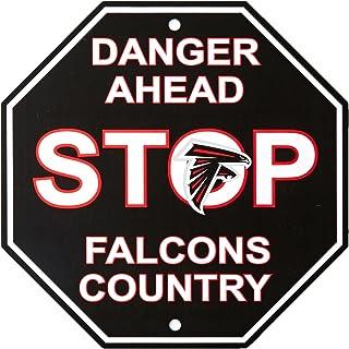 Fremont Die NFL Arizona Cardinals Panneau Stop, 30,5x 30,5cm 5x 30 5cm Mixte Multicolore Fremont Die Inc. 90522