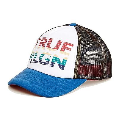 True Religion Youth Rainbow Truker Cap Hat