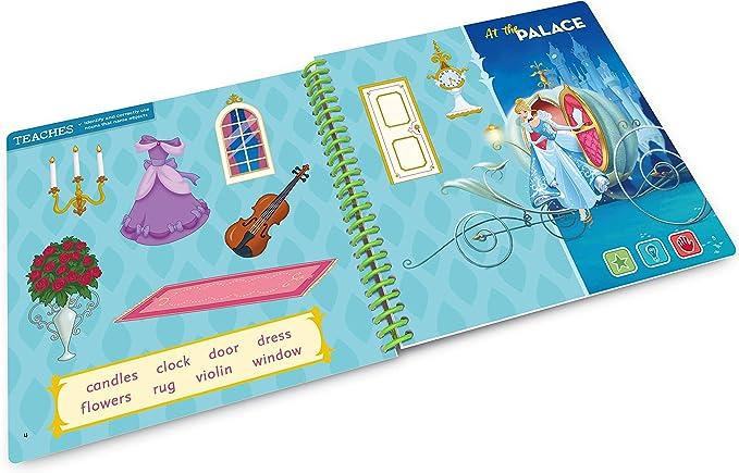 LeapFrog Leapstart Preescolar: Disney Princess Shine con ...