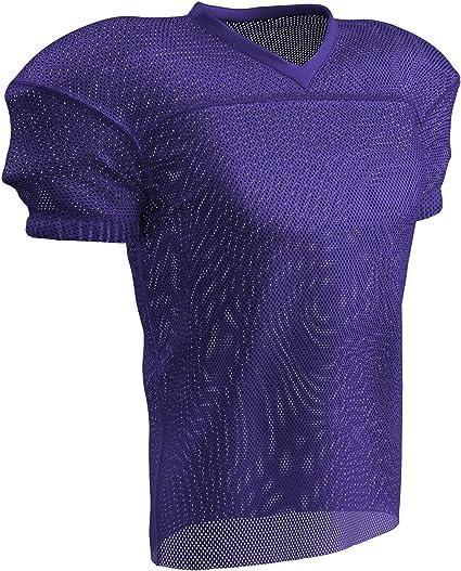 purple youth football jerseys