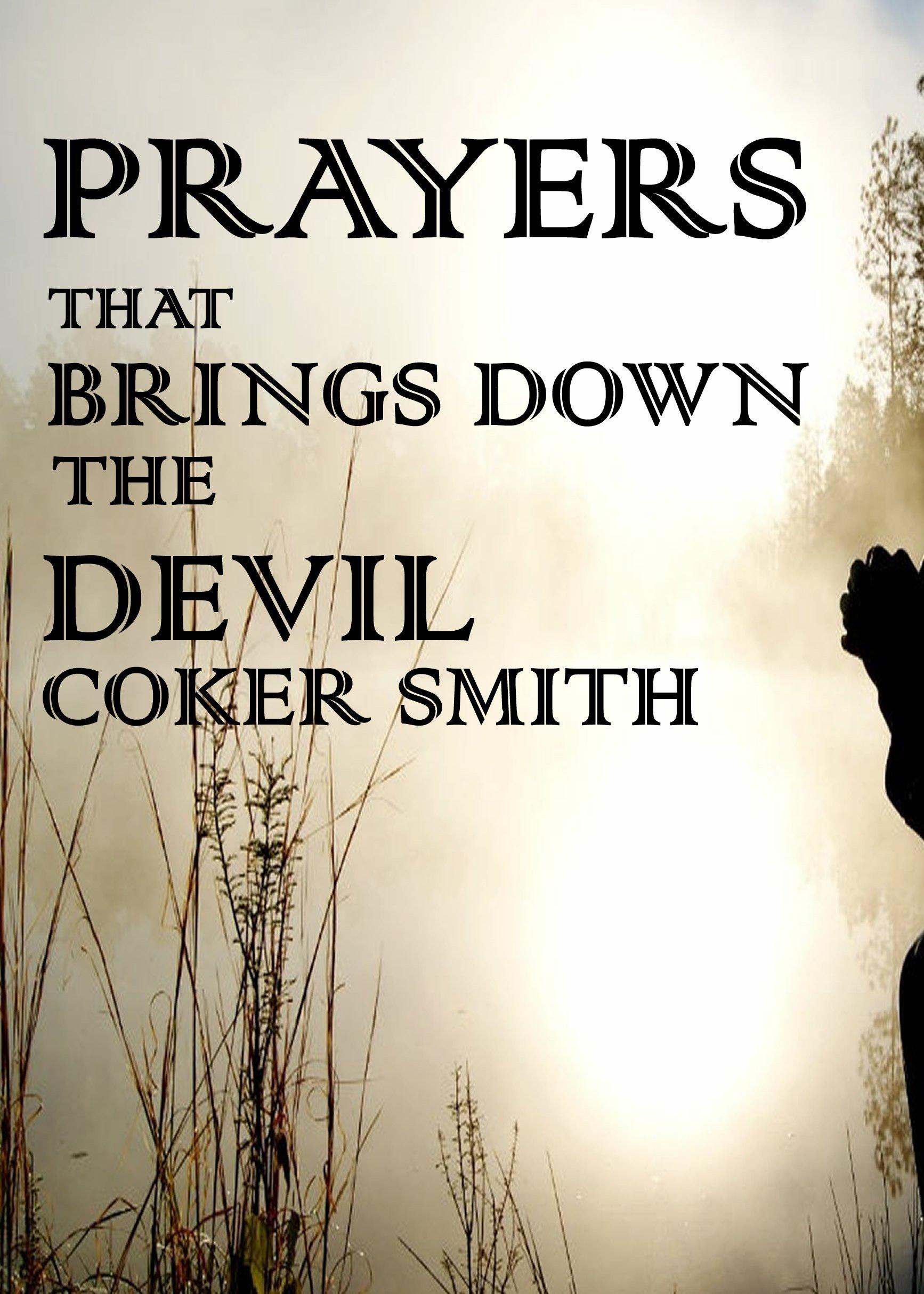 Prayers That Brings Down The Devil  English Edition