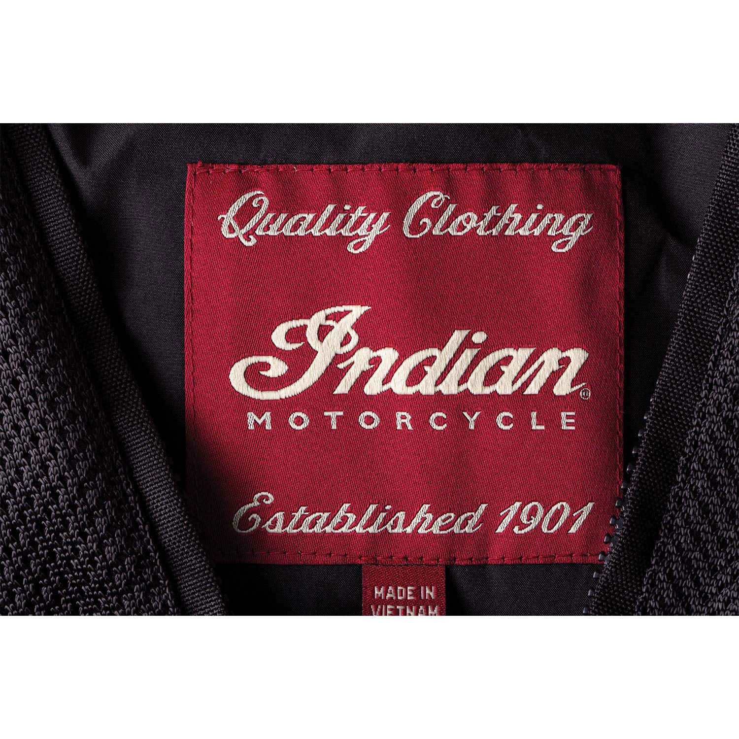 Indian Motorcycle Men's Springfield 2 Mesh Jacket - Size Large
