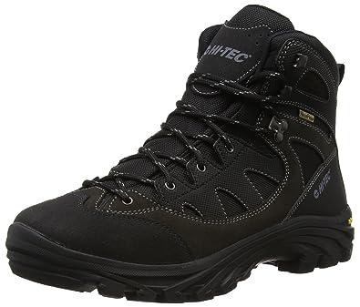 Hi-Tec Maipo WP Trail Walking Boots - 8 - Black