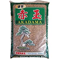 Organic Seeds: 13 Liters (@ 12 Quarts) : Japanese Hard Bonsai Akadama - Imported from Japan by Farmerly
