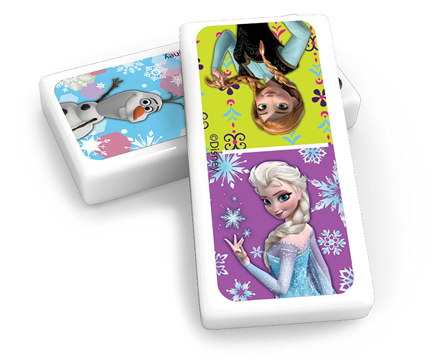 Disney Frozen Dominoes in Collectors Tin (styles will vary)