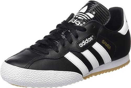 adidas Samba Super, Zapatillas para Hombre, Negro Black