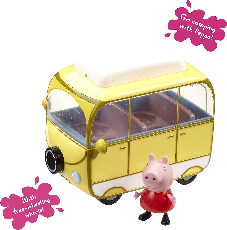 """Vehículo Peppa Pig 06060 /""""caravanas"""