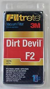 Filtrete 3M Dirt Devil F2 Hepa Vacuum Filter