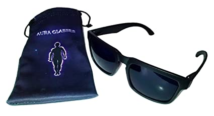 AURA GLASSES: SEE AURAS INSTANTLY! These are specially custom-made Aura  Glasses for INSTANTLY seeing the human aura  reiki chakra healing crystal