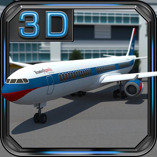 City Airport 3D Parking ()
