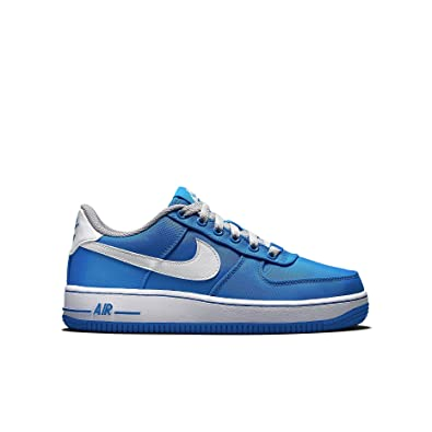the best attitude 29769 6a8f4 Amazon.com   Nike Youth Air Force 1 Sneakers Shoes-Blue-5   Sneakers