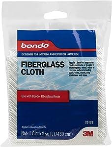 Bondo 20128 Fiberglass Cloth - 8 sq. ft.