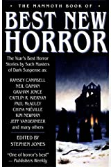 The Mammoth Book of Best New Horror 2003: Vol 14 Kindle Edition