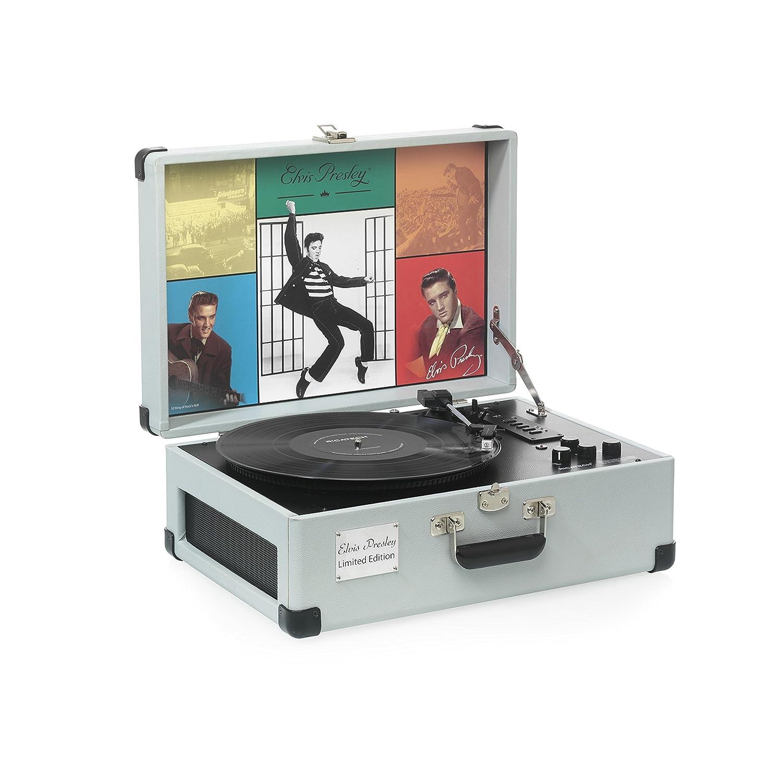 658035 Ricatech EP1950 Elvis Presley Tocadiscos: Amazon.es ...