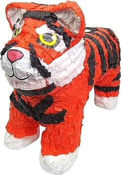 Amazon.com: Piñata de tigre, juego de fiesta de la selva ...