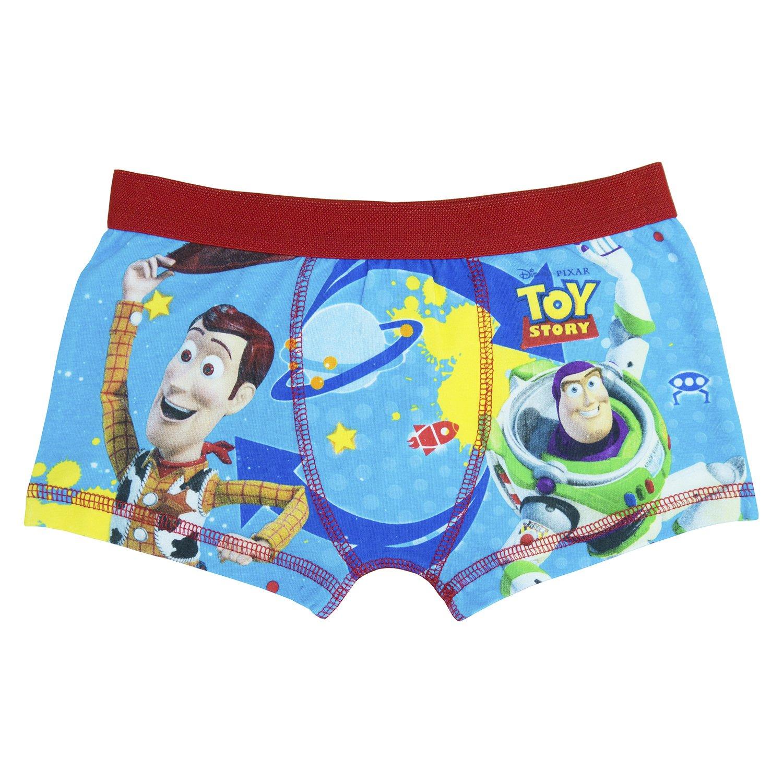 Toy Story Garçons Boxers Garçons Boxer - Âge 3-7 Ans