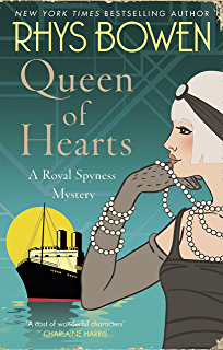 Amazon heirs and graces her royal spyness ebook rhys bowen queen of hearts her royal spyness fandeluxe Image collections