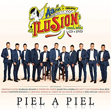 Aaron y su Grupo Ilusion - Aaron y su Grupo Ilusion (CD+DVD Piel a Piel Universal 903266) - Amazon.com Music